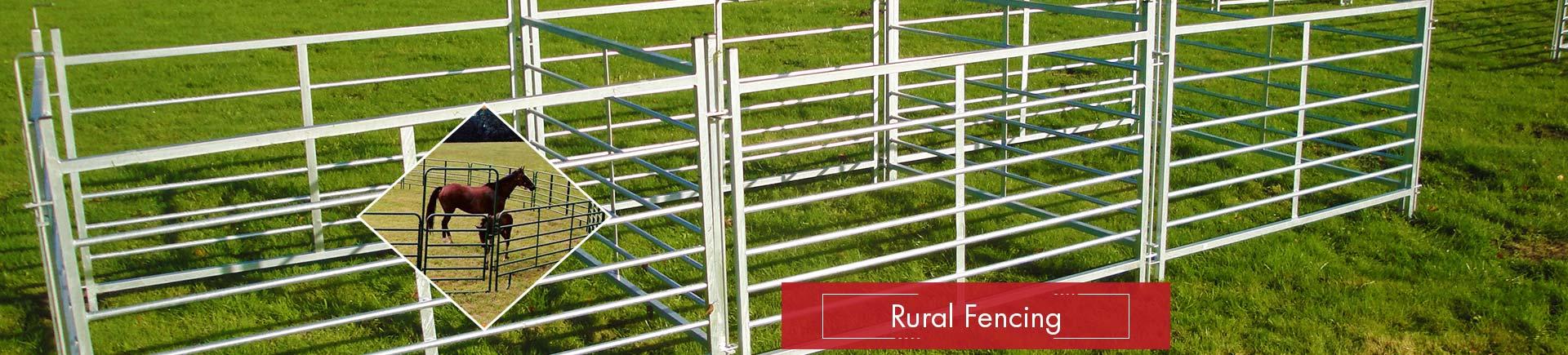 Livestock Yard Panels