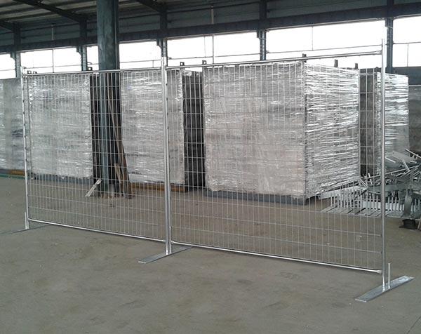AU&NZ Temporary Fence